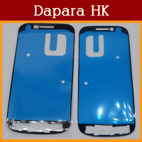 50pcs/Lot For Samsung Galaxy S4 Mini i9190 i9195 Front Frame Adhesive Sticker Free Shipping