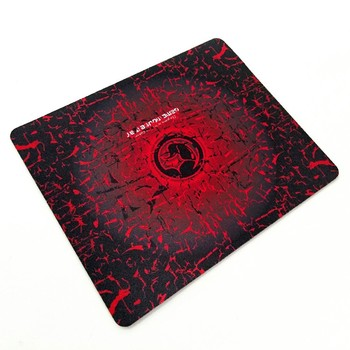Cloth speed edition custom game mouse pad soft mouse pad passed SGS Factory
