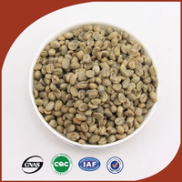 premium quality Unroasted organic raw Coffee Beans in coffee market