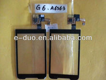 for HTC Legend A6363 G6 touch digitizer Screen glass lens