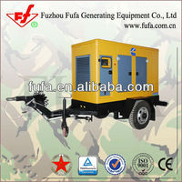 50HZ 40KVA Trailer Type Diesel Genset with ATS&Amf (Automatic Start & Stop)