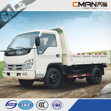strong quality 6 wheels AWD cargo truck for sale