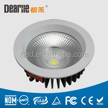 SAA LED Australia 30W LED downlights ip55110mm ,120degree