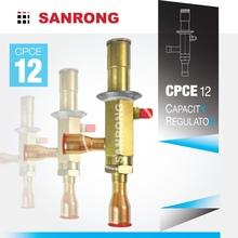 CPCE Constant Pressure Expansion Valve, Hot Gas Bypass Valve, Automatic Expansion Valve