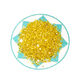 China manufacturer gem polishing MBD yellow color synthetic diamond grit industrial diamond powder