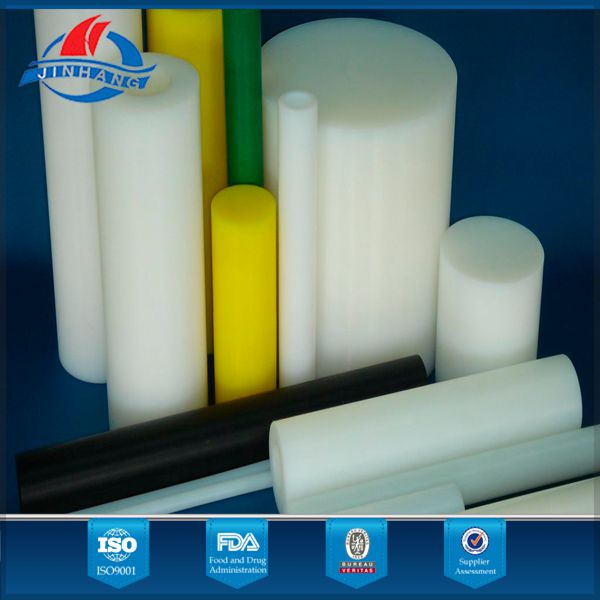 MC Nylon 6 square bar