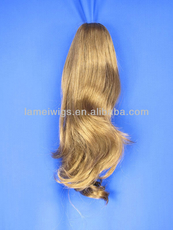 Claw Clip Ponytail PN-0151