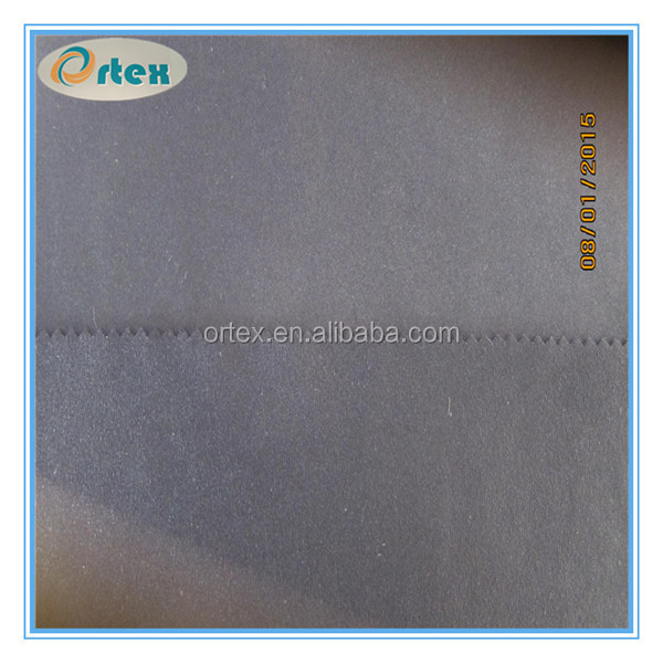 micro polyester rayon spandex space dye jersey fabric