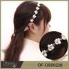 factory directly wholesale wedding hair accessories bridal pearl headband