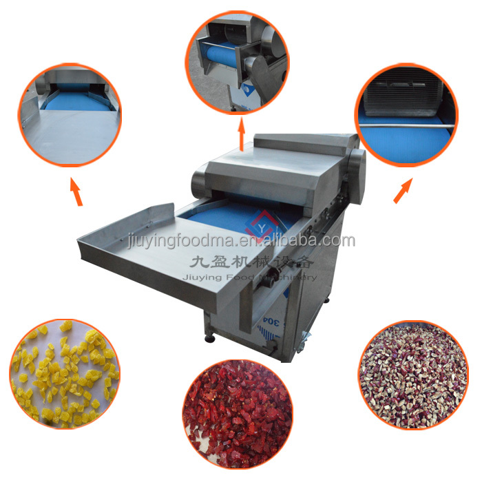 Factory Supply JYG-801 Electric Dried Fruit Dicing Machine