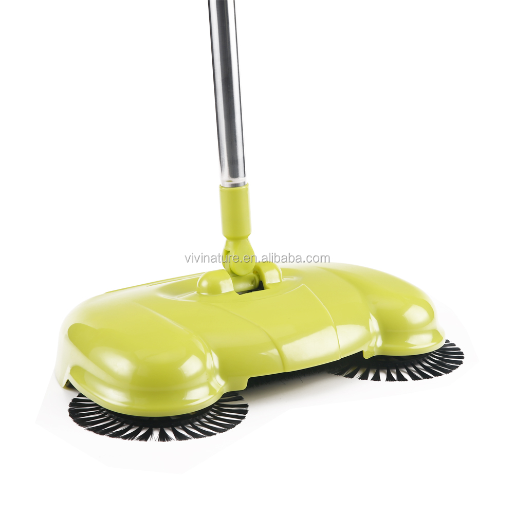 Automatic floor sweeper no need electricity
