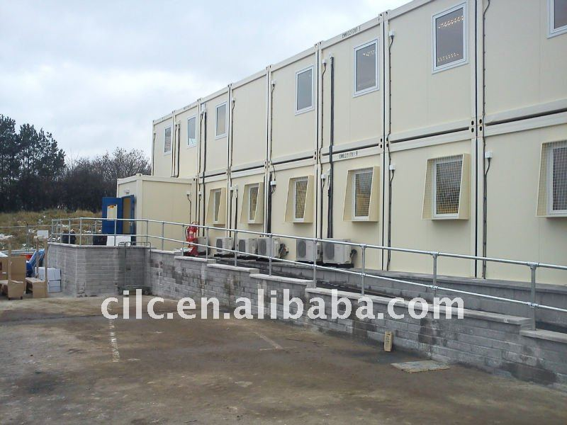China cilc prefab cabin container house