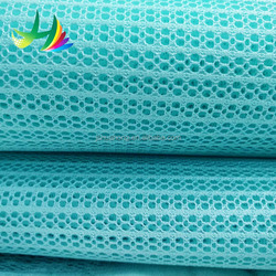 100 polyester 3D cloth material knitting mesh fabric