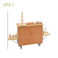 Hight Quality Upper Extremities Multi Therapy Training Station Table Occupational Therapy Equipment