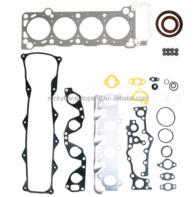 Engine Overhaul Full Gasket set for Toyota 1RZ 04111-75010 04111-75011