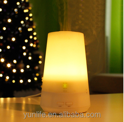 Essential oil diffusers LED night light portable USB aroma diffuser