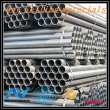 Hot rolled ms round pipes weight