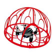 Most popular Mini Toy Drone 2.4G RC Quadcopter with Protective Frame