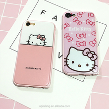 hello Kitty hot selling mobile phone accessory cell phone case universal phone case