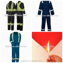 EN11611 flame retardant safety ultima workwear and coverall