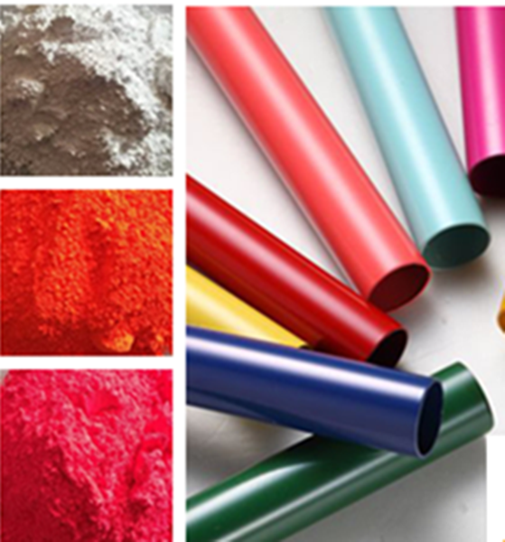Iron Oxide Pigment Red Powder Coating for Concrete Paint China manufacturer supplier