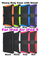 Hot selling Heavy Duty Strong Tradesman Hard TPU Case Cover For iPad Air 5