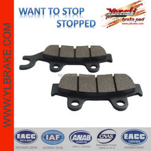 brake disc pad,Top quality Semi-meta motorcycle chinese brake pad for motorcycle scooter ATV parts,brake pad hi-q
