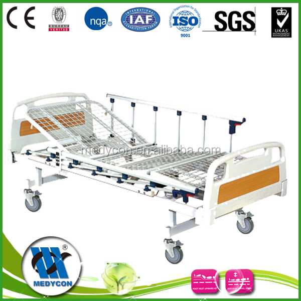 BDE301C Two crank electric hospital patient transfer bed
