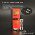 2016 hot selling Teslacigs Shadow Mini Tank with Cyclops Style advanced cooling system