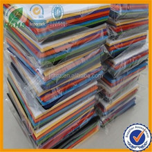 Needle punched synthetic nonwoven wool felt