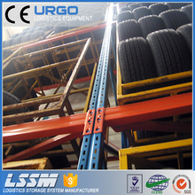 Nanjing China Heavy Duty Pallet Racking And Tire Rack Storage System
