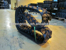 Excavator spare parts,rubber tracks,rubber track for excavator/digger/trucks/harvester