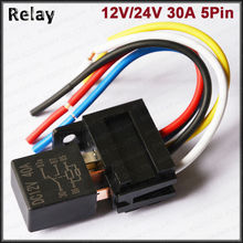Mini Relay 12V Starter Relay Fuse Relay Box China Supplier