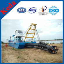 12 Inch Cutter Suction Dredge and Excavator 6 Inch Dredger