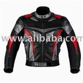 CUSTOM MADE LEATHER MOTORBIKE JACKET/SUIT WITH ARMOR