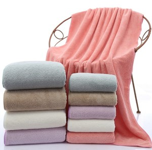 Popular use household durable high quality customer size bench towel
