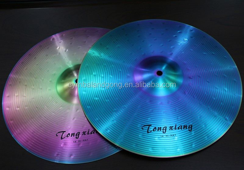 Cymbal alloys practice cymbal Customized Cymbal for sale