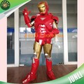 Lisaurus-CH1842 Cosplay mascot Ultra-realistic wearable Iron Man suit