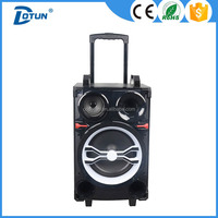 10 inch Active Type Portable Trolley Bluetooth Speakers