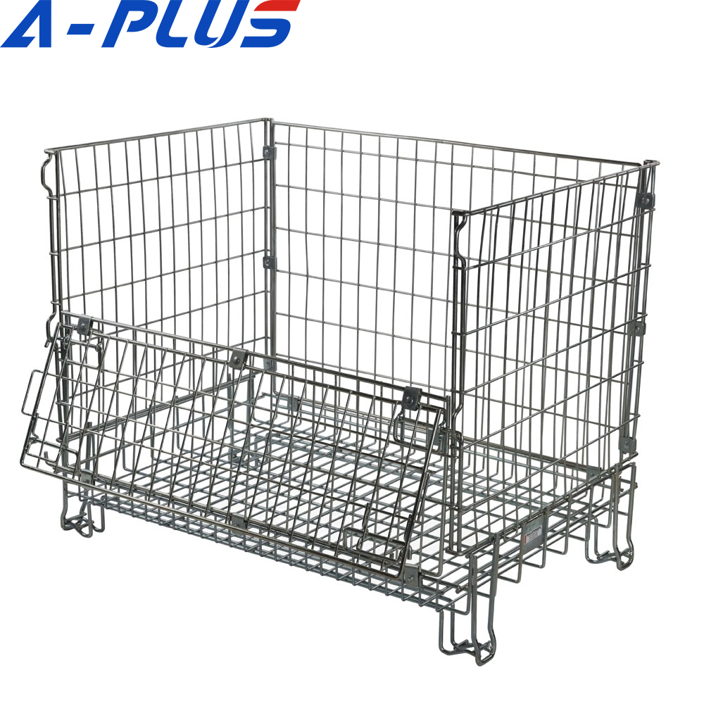 L1200*<strong>W1000</strong>*D890 Cage Wire Mesh Wire Cage Storage Box