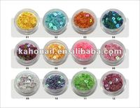 kaho art nail factory wholesale all kinds of nail art accessory high-quality pak cosmetics