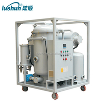 High Quality Hermetical Type Mobile Oil Purification Plant,Dehydrate and Degassing System Waste Oil Purifier Machine with CE