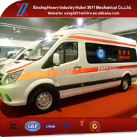 Hot New Products for 2016 Emergency Rescue China Used Ambulance Car