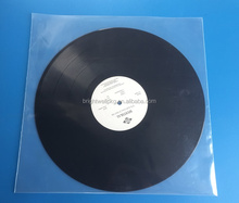 "12""/10""/7"" LP/Record Flat Polythylene/Polypropylene Outer Sleeves and Bags"