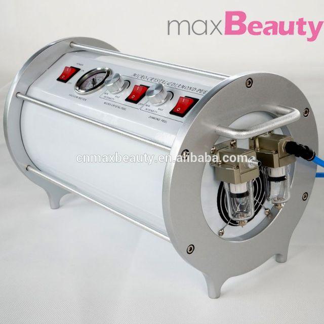 professional micro crystal diamond dermabrasion skin peel machine designed for spa salon beauty center