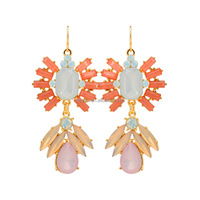 fashion earring supplier imitation jewellery china wholesale D34372