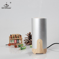 Car fragrance diffuser wood humidifier essential oil office scent diffuser