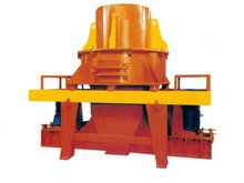 barmac crusher sand making machine for middle hardness material