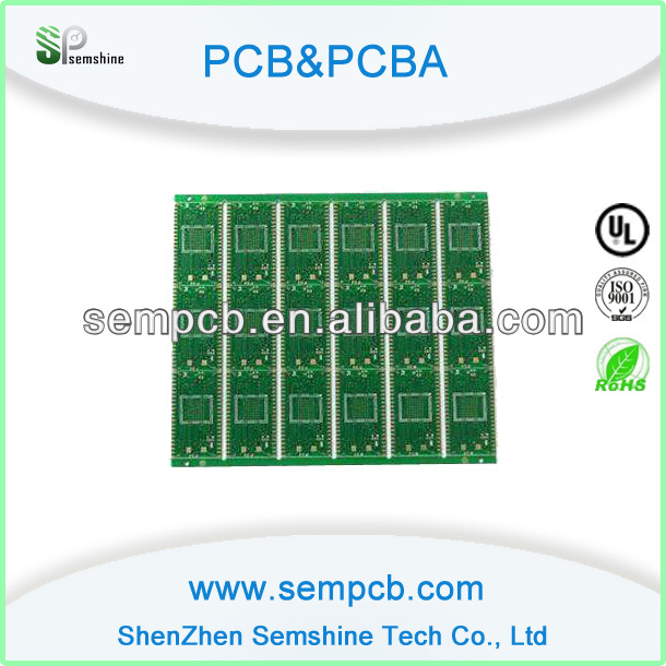 PCB manufacturing process bluetooth keyboard pcb, pcb design keyboard