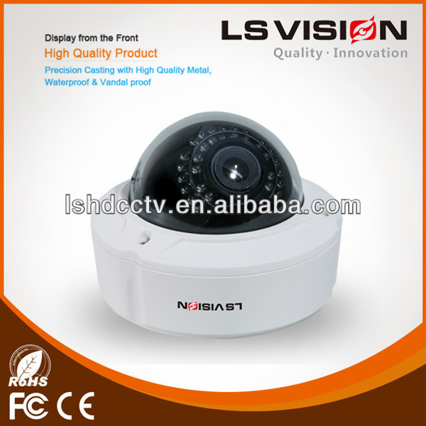 LS VISION waterproof street cctv camera best quality digital camera 720p